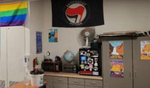 Breaking from Project Veritas: Antifa Teacher Admits To Turning Children Into Revolutionaries 1