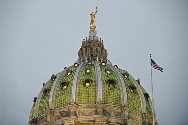 PA Republican Lawmakers Pass State Constitution Changes on Elections