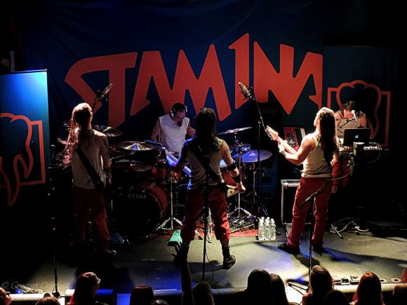 Stam1na live in Pori 11.18.2016