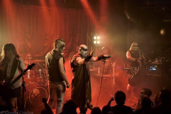 Turmion Kätilöt live at Kino, Pori(Fin)