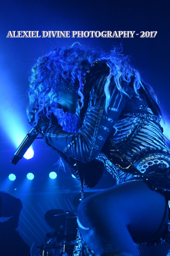 Arch Enemy Live in Chicago