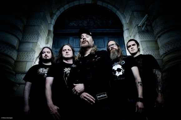 At The Gates Interview with Martin Larsson