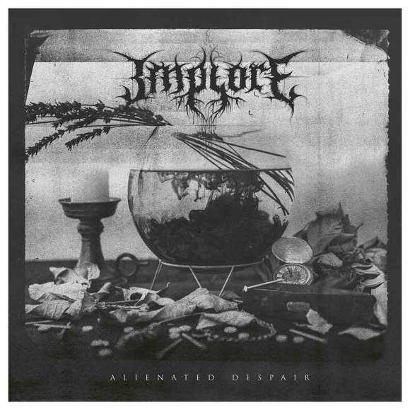 Implore – Alienated Despair