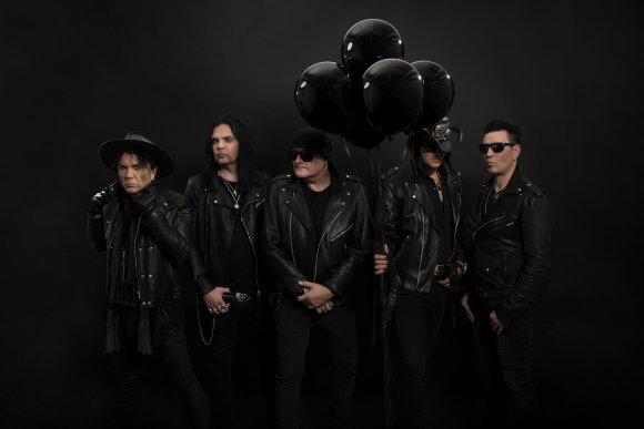 The 69 Eyes Video Interview with Jyrki 69
