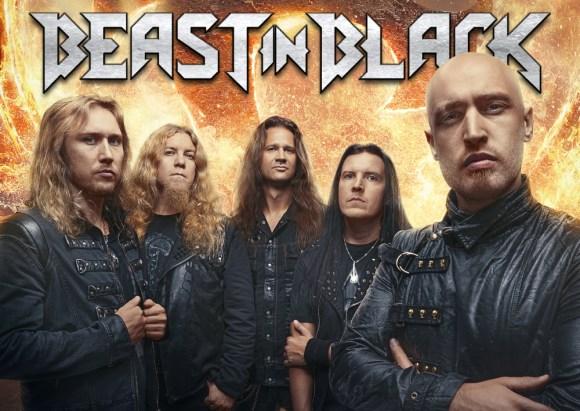 Beast In Black Interview