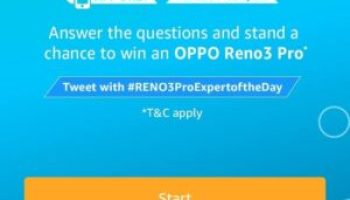 Amazon Oppo Headsets Quiz Answers Win Oppo Bluetooth Headset Offer Of World
