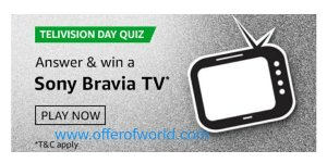 Amazon Television Day Quiz Answers