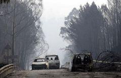 Φωτιές στη Πορτογαλία