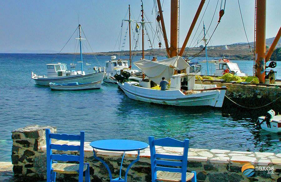 naxos-villages