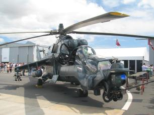 Mi-24_Super_Agile_Hind_on_ground_2006