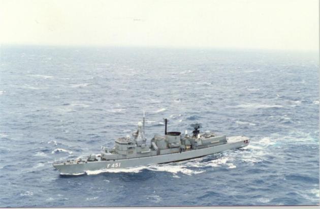 fregata s