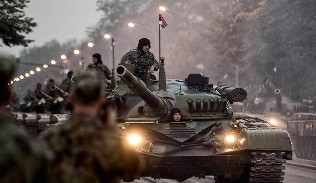 russian army tank