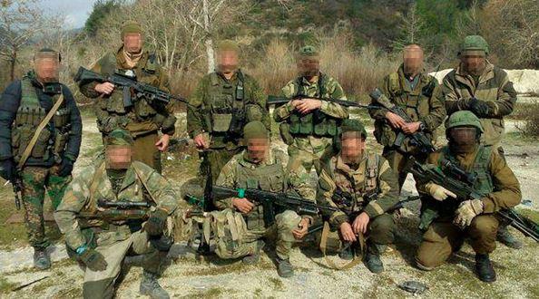 russian mercenaries