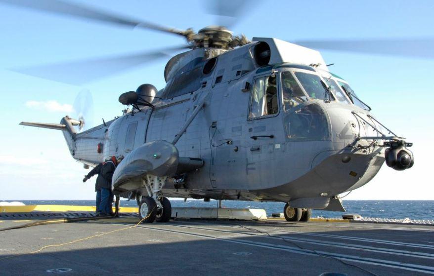 ch 124 sea king sikorsky