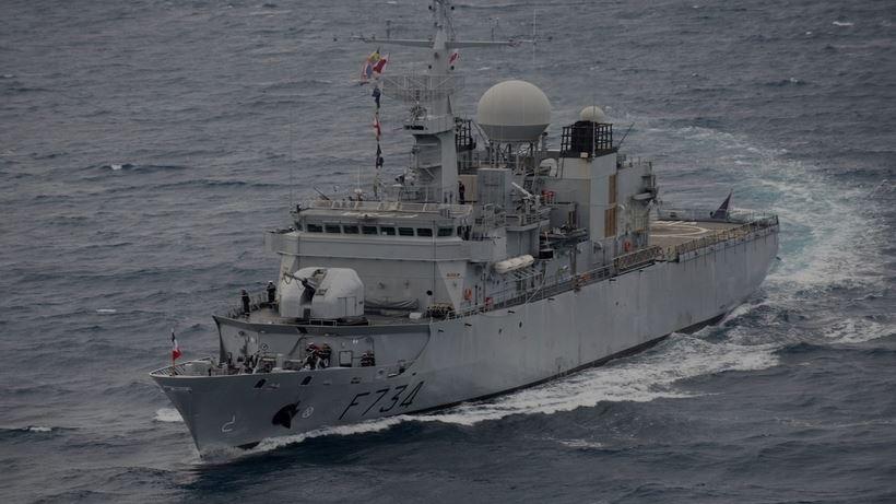 galliko polemiko ploio french warship