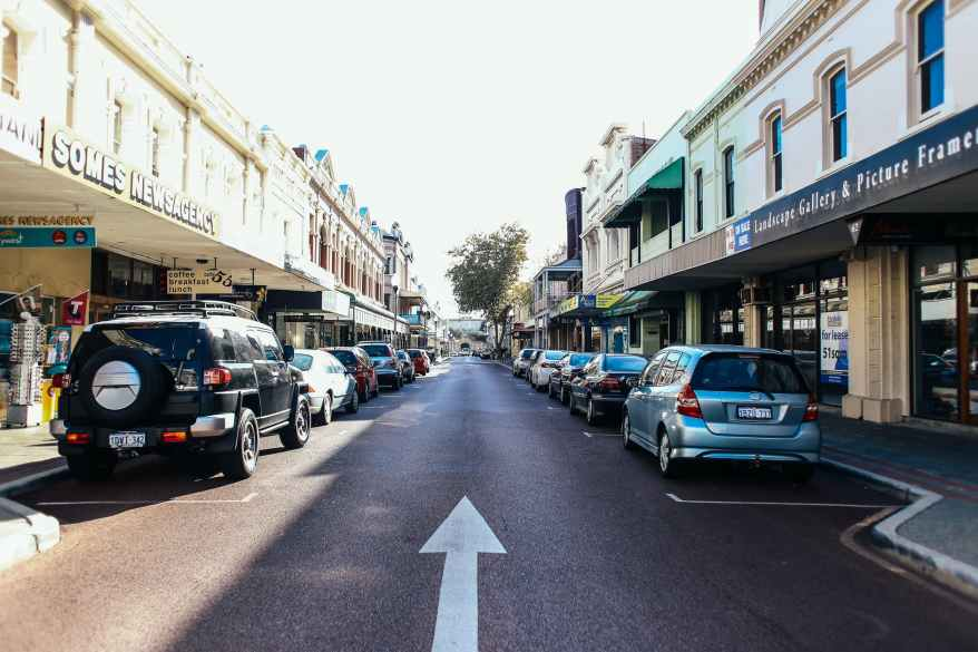 city road traffic street