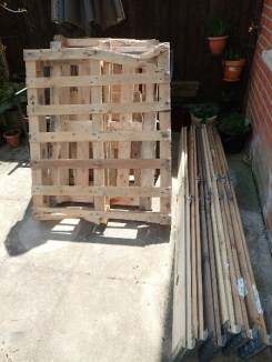 scrap wood to make things