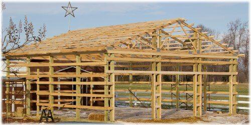 diy-pole-barn-construction