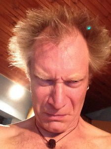 A bad hair day. If the outside looks like that, imagine the inside...