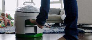 Yirego Drumi Portable Washing Machine: Foot-Powered Washing Machine to Do Your Laundry