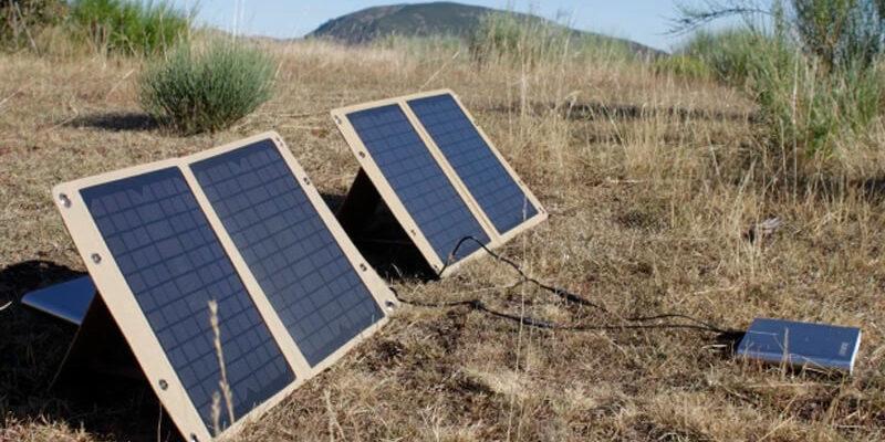 Best Portable Solar Power Bank