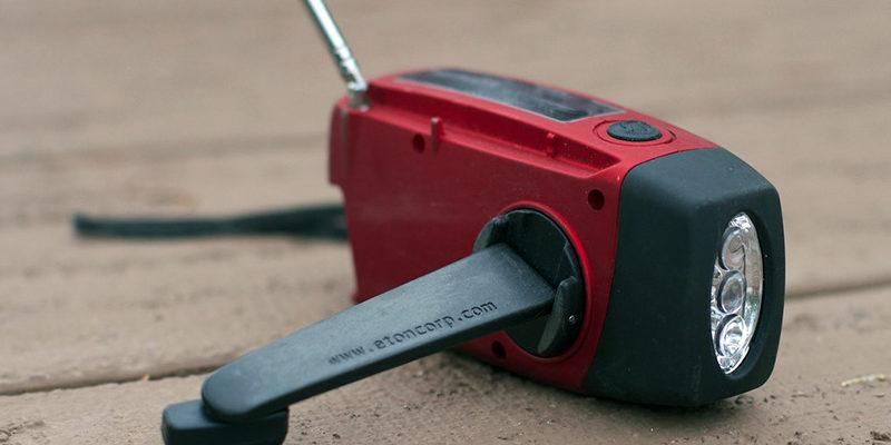 Best Hand-Crank Emergency Radios