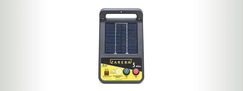Zareba 5-Mile Solar Fence Charger