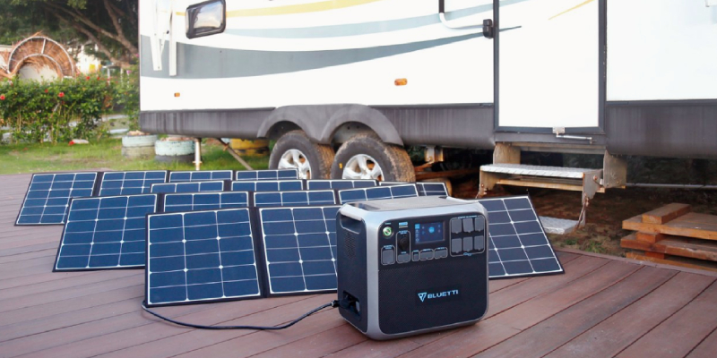 Best Solar Generator Kits