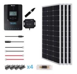 Renogy 400W Solar Panel Kit