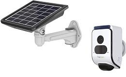 Freecam 390S Solar Powered Wi-Fi Camera