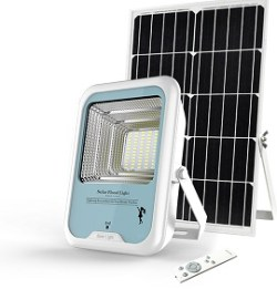 24W SOLAR FLOOD LIGHT WITH 1200 LUMENS