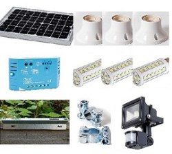 SunStore Solar Lighting System 3.2
