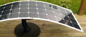 Best Semi-Flexible Solar Panels UK: 7 Flexible Solar Panels for Boats, RVs, and Trailers