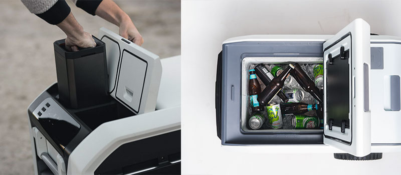 FURRION EROVE ELECTRIC COOLER for Camping
