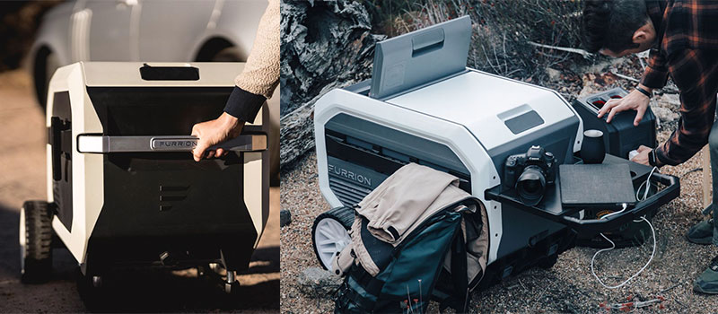 FURRION EROVE ELECTRIC COOLER for Outdoor Life