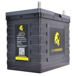 Lion Energy Safari UT 1300 Battery