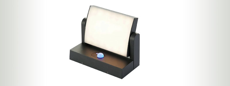 LINDBY SHERIN LED SOLAR OUTDOOR WALL LAMP