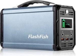 FlashFish 300W Solar Power Station