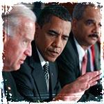 Obama Holder Biden Gun Task Force