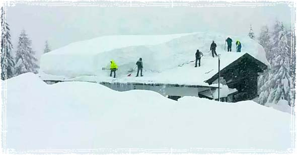 Pictures Storm Natural Disasters Snow