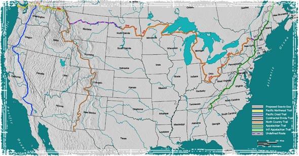 The Great Western Loop