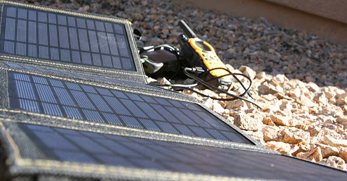 Emergency Solar Panels