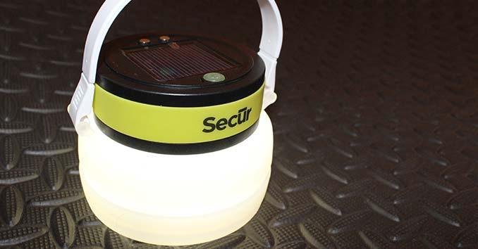 Secur Collapsible Lantern
