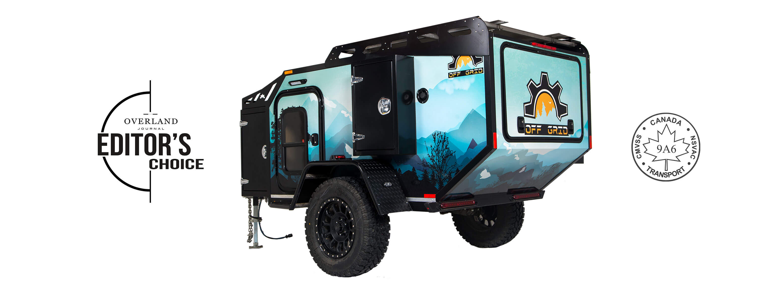 off Grid Trailers