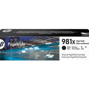 HP L0R12A Tinte Nr. 981X schwarz