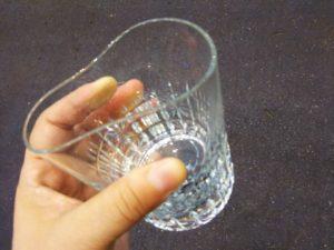 クリスタルより透明なプラスチック harehare