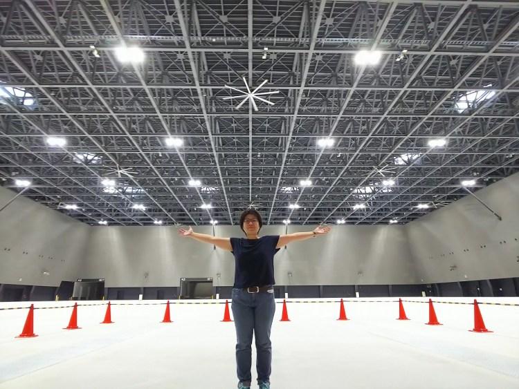 Aichi Sky Expo Hall A