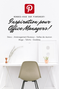 inspiration office manager pinterest