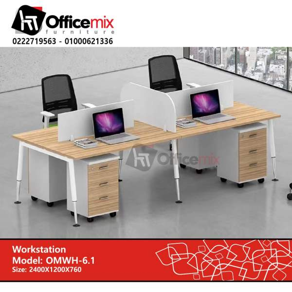 Office mix Workstation OMWH-6