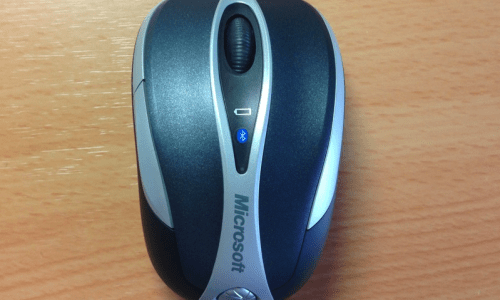 Bluetooth Notebook Mouse 5000